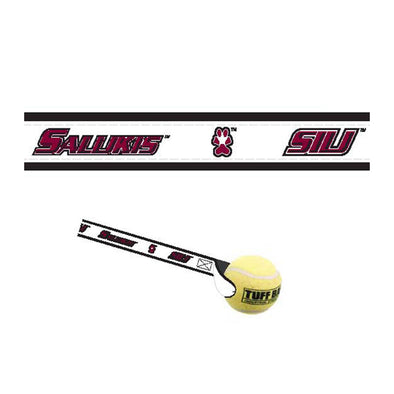 SIU Salukis Dog Throw Toy