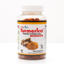 Turmeric Curcumin Gummies  - 100mg with BioPerine Black Pepper for Enhanced Absorption, 90 Count