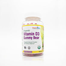 Organic Vitamin D3 Gummy Bears