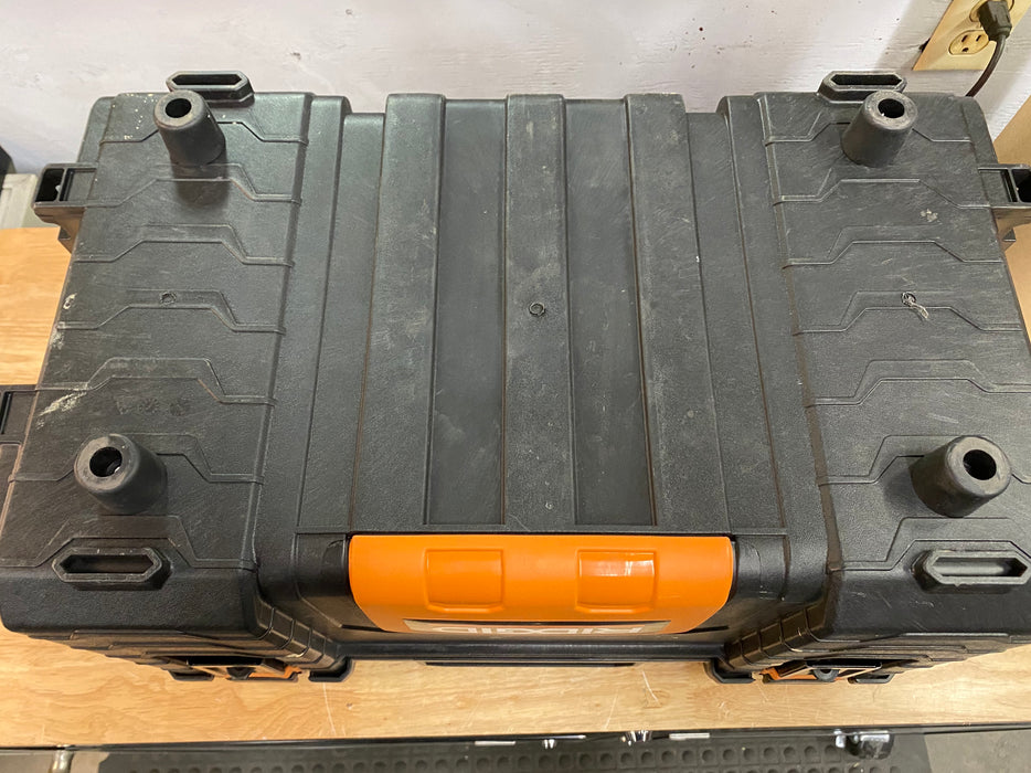 Ridgid Tool Box Light Duty Mount Polaris RZR rig