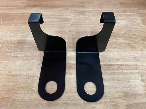 Polaris RZR Turbo S Yeti 20 Cooler Brackets