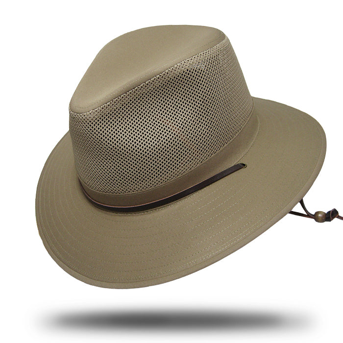 Outdoor Safari Mesh Crown