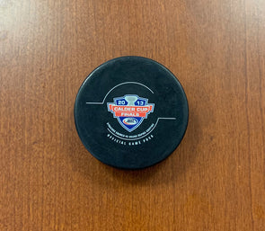 Official Game Puck - 2013 Calder Cup Finals