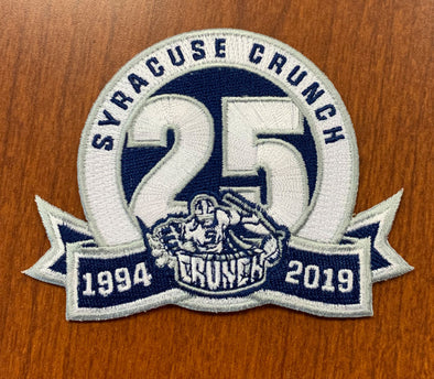 25th Anniversary Patch - 2018-19