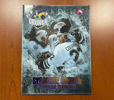 Syracuse Crunch 1997-98 Yearbook