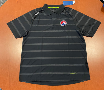 AHL Polo - Black - Reebok