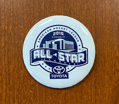 2016 Toyota AHL All-Star Classic Button