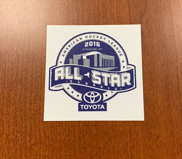 All-Star Sticker - 2016
