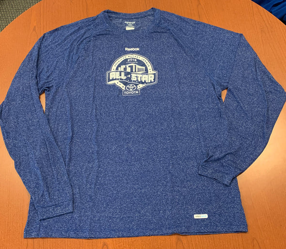 AHL All-Star Classic Long Sleeve Workout Shirt - Reebok