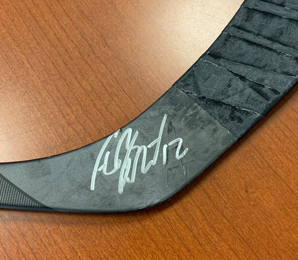 #12 Alex Barre-Boulet Autographed Game-Used Stick - 2019-20