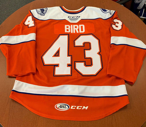 #43 Tyler Bird Orange Jersey - 2019-20