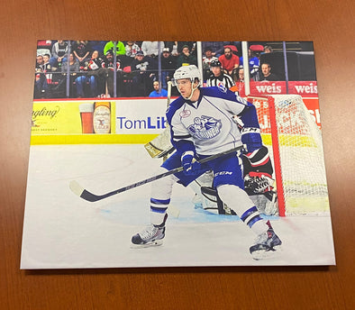 #21 Mike Blunden Thinwrap 16X20 Photo