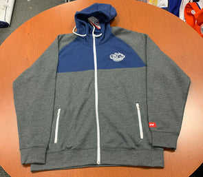 CCM Academy Full Zip Fleece Hood