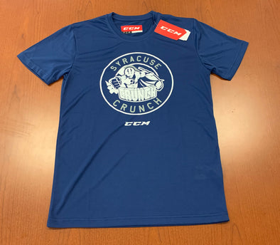 CCM Blue Tee - The Tech Tee