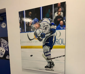 #44 Erik Cernak (Stanley Cup Champion) Thinwrap 30x24 Gloss Photo