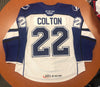 #22 Ross Colton White Jersey - with 'A' - 2019-20