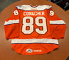 #89 Cory Conacher Orange Jersey - 2012-13 or 2016-17