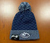 Women's Criss Cross New Era Knit Hat
