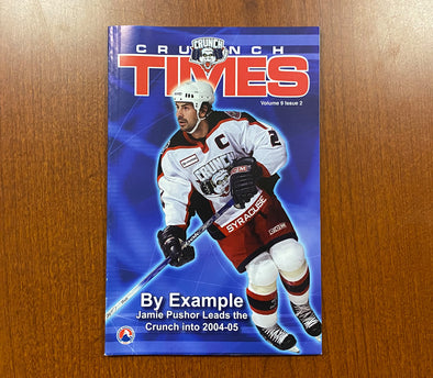 Crunch Times Volume 9 Issue 2 By Example - 2004-05