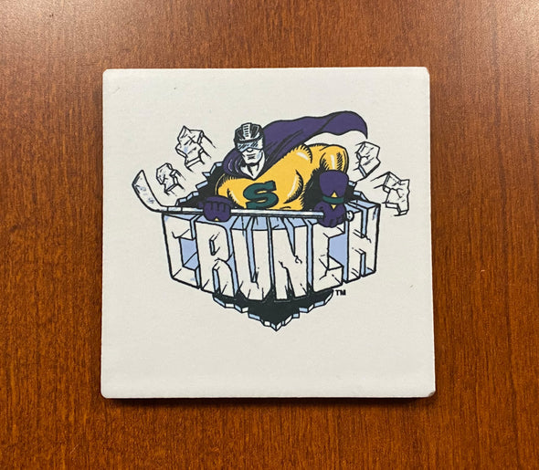Original Crunch Logo Coaster