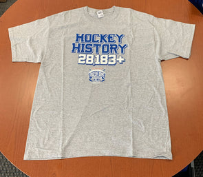 Dome Game Tee - Hockey History