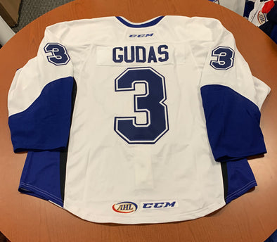 #3 Radko Gudas Authentic Warmup Jersey