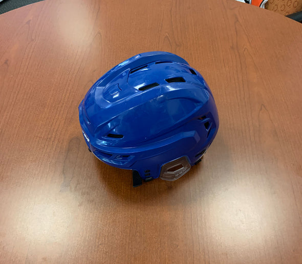 Team-Issued Blue Helmet - 2019-20