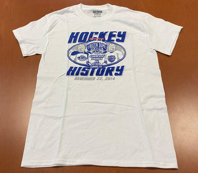 Toyota Frozen Dome Classic Hockey History T-Shirt