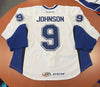 #9 Tyler Johnson Warmup Jersey - Authentic