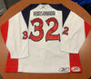 #32 Tim Konsorada Warmup Jersey - 2005-06 or 2006-07