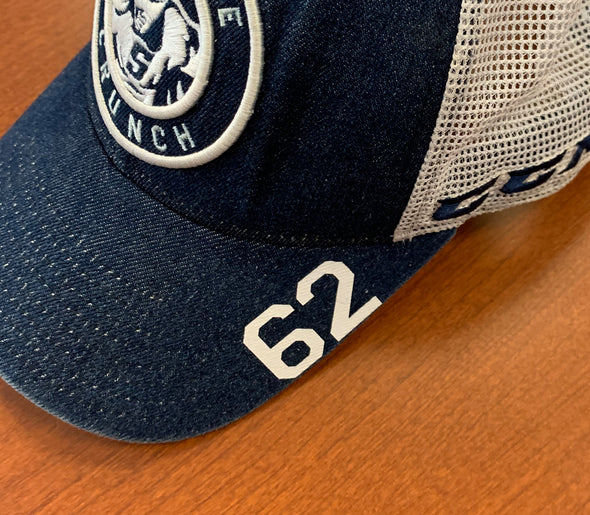#62 Danick Martel Team-Issued Hat - 2019-20