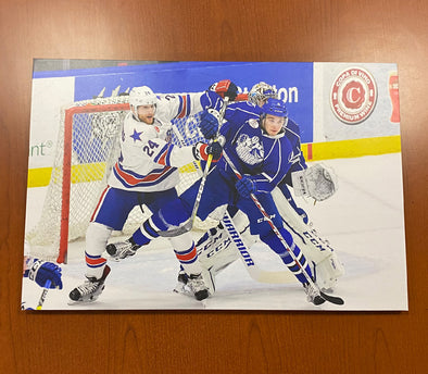#27 Dominik Masin Thinwrap 16x24 Photo