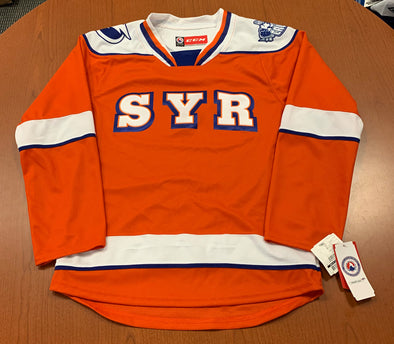 Syracuse Crunch Orange Replica