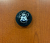 #33 Michael Peca 25th Season Game Puck - SIGNED
