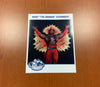 "Ricky ""The Dragon"" Steamboat Signed Autograph Card"
