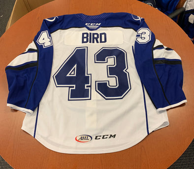 #43 Tyler Bird White Jersey - 2019-20