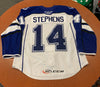 #14 Devante Stephens White Jersey