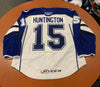 #15 Jimmy Huntington White Jersey - 2019-20