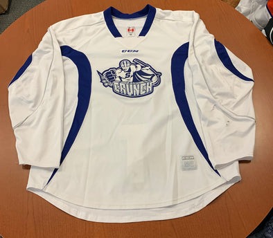 White Practice Jersey - CCM - Size 56
