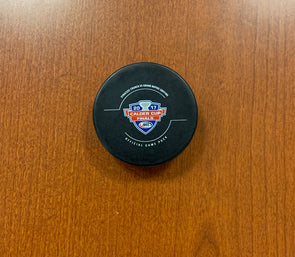 Official Game Puck - 2017 Calder Cup Finals