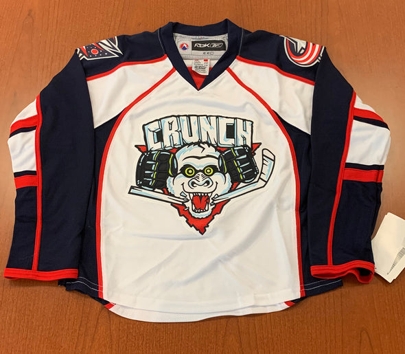 Syracuse Replica White Jersey - YOUTH - Columbus Era