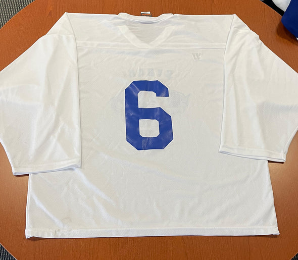 #6 SYRAHL All-Star White Jersey - Size XL