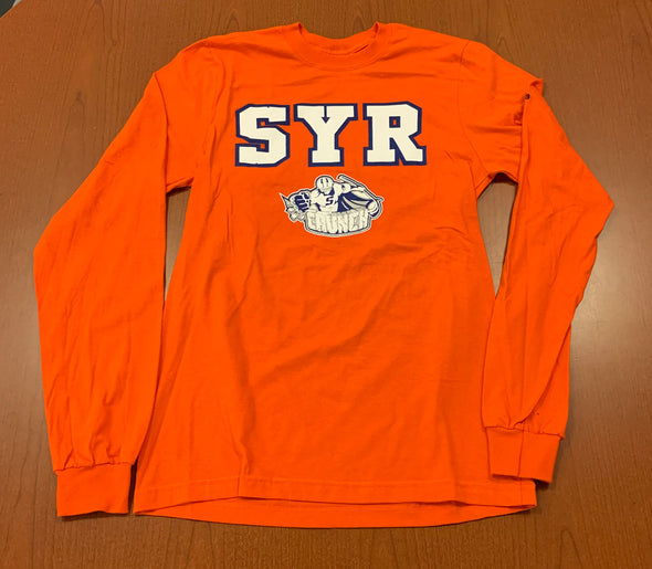 SYR Orange Crunch Long Sleeve - Adidas
