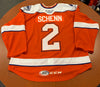 #2 Luke Schenn Orange Jersey - 2019-20