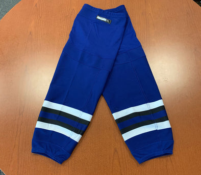 Blue Game-Used Socks - CCM - Tampa Bay Era