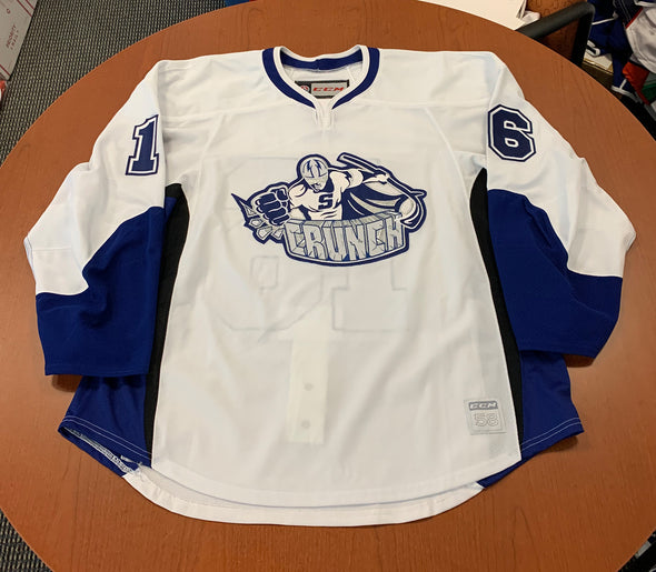 #16 Otto Somppi Warmup Jersey - 2017-18