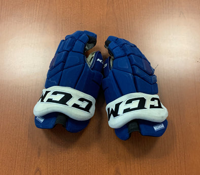 #23 Matt Spencer Game-Used Gloves