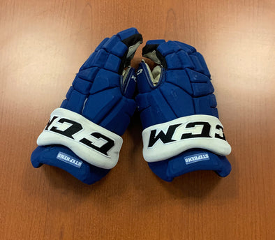 #67 Mitchell Stephens Game-Used Gloves - 2018-19