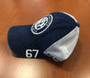 #67 Mitchell Stephens Team-Issued Hat - 2019-20