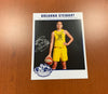 Breanna Stewart Signed Autograph Photo